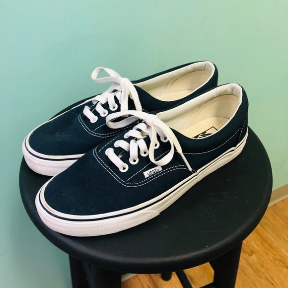 Vans Navy Blue Authentic Casual Sneakers